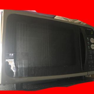 無料★SHARP製 電子レンジオーブントースター