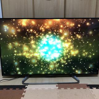 シャープ アクオス 50インチ 液晶 テレビ  2016年