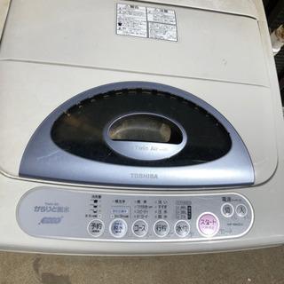 東芝 4.8キロ 洗濯機 無料