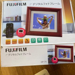 FUJIFILM デジタルフォトフレーム 中古