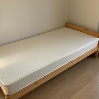 無印良品 シングルベッド一式