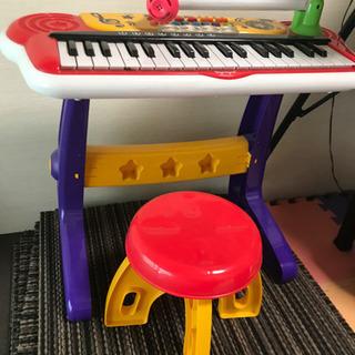 電子ピアノ、電池で動きます。 - 京都市