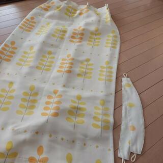 中古遮光カーテン 100×135  二枚組