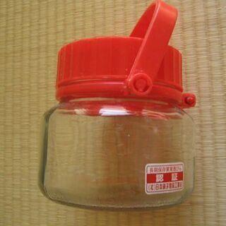アデリア 低型貯蔵びん 長期保存果実酒びん 1リットル