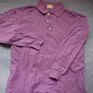 ポロシャツ 紫色