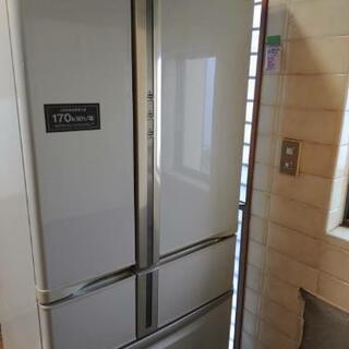 冷蔵庫あげます