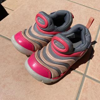 【ネット決済】NIKE ナイキ靴 ダイナモ 16cm