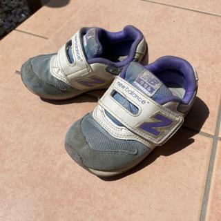 【ネット決済】ニューバランス靴 16.5cm