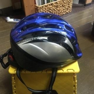 子供自転車用ヘルメット差し上げます