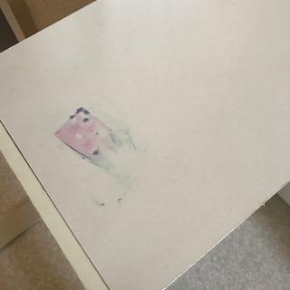 白いカラーボックス