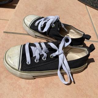 【ネット決済】OLDNAVY 靴 17.5cm