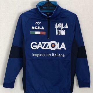 AGLA(アグラ)ピステスーツ トレーニングウエア上下 新品同様