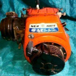 クボタ電子エンジンGS160-G