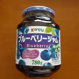 (お話中)【新品】ブルーベリージャム 780g