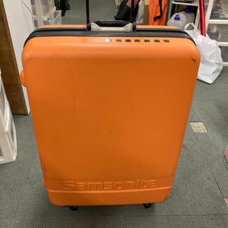 【🍊オレンジ🍊】Samsoniteサムソナイト スーツケース