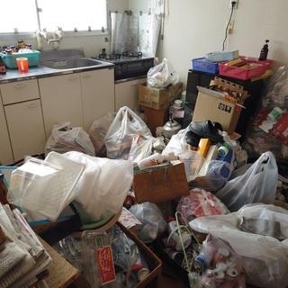 除菌、消臭、汚部屋清掃いたします!