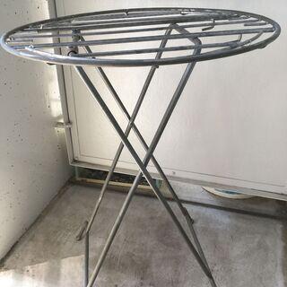 ガーデン テーブル 天板なし 引き取り限定