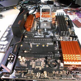 LGA1151マザーボード ASRock H170 Pro4 ジャンク