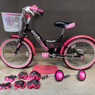 【ネット決済】子供 自転車 18インチ