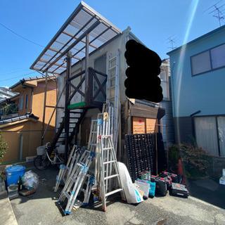 【0円】コンテナハウス 二階建て