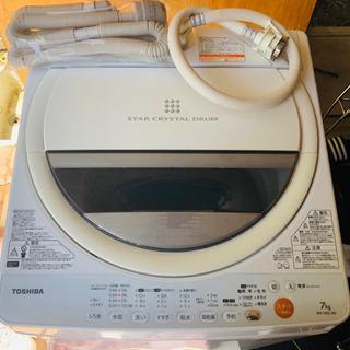 《簡易内部洗浄済》美品!7kg 洗濯機 2012年製造