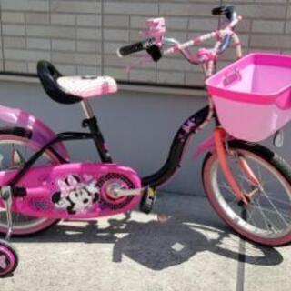 子供用自転車 16インチ ミニー