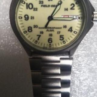 中古腕時計セイコーアルバ