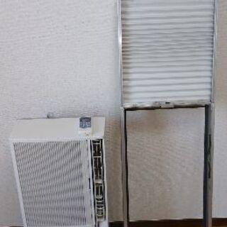 コロナ冷暖房窓用エアコン