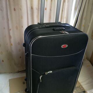 【条件付き800円】大型 スーツケース ソフトタイプ【早いもの勝ち】