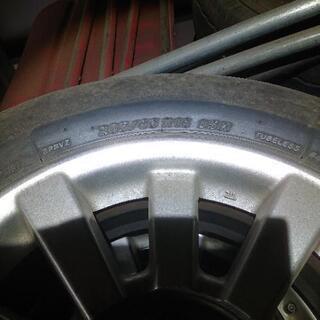 タイヤ ホイール付