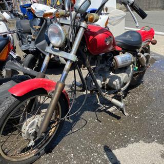 HONDA アメリカン  ジャズ 50cc  実動 福岡市南区