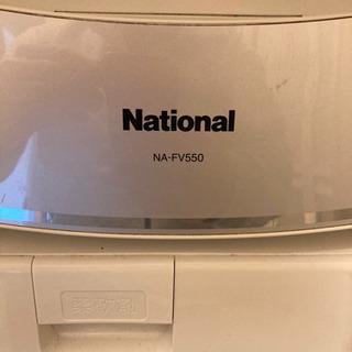 取引相手決定洗濯機 乾燥付! 5.5キロ 無料