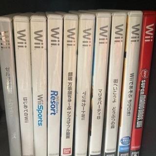 ニンテンドーWii ゲームソフト