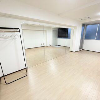 広島市中心地でダンスができるレンタルスタジオ!大型鏡完備!空いて...