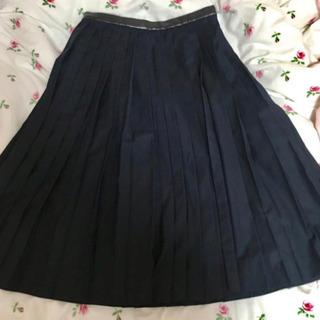 シップス SHIPS プリーツスカート 15000円ほど