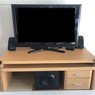 テレビ台(パソコン用ローテーブル)