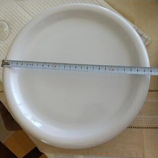 白い大皿5枚セット