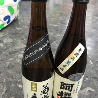 日本酒 720ml  2本