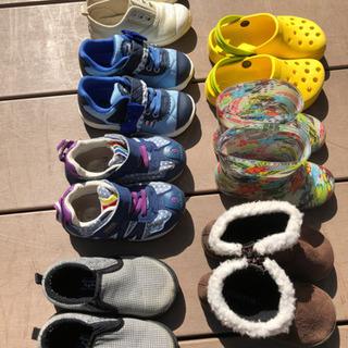 15㎝、15.5㎝子ども靴
