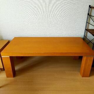 ローテーブル、ダイニングテーブル