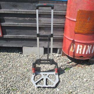 折り畳み式 カート・台車 二輪/アメリカン雑貨店 イエロー…
