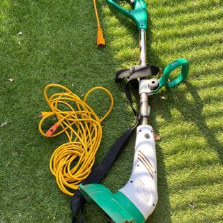 マキタ 芝刈り機 草刈り機 - 家電