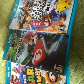 Wii U ソフト セット