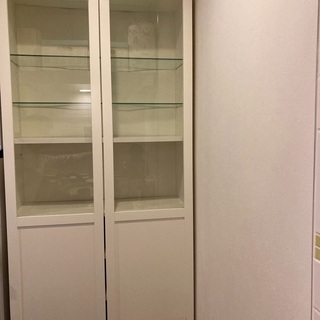 セット値下げ❣️ホワイト 食器棚 オーブンレンジ棚セット