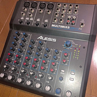 【ネット決済】Alesis アレシス MULTIMIX 8 US...