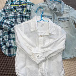 子供服 男の子 シャツ3枚