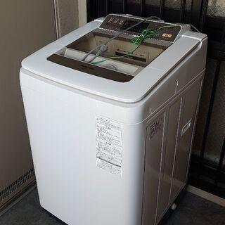 Panasonic 全自動洗濯機 NA-FA80H1 20…