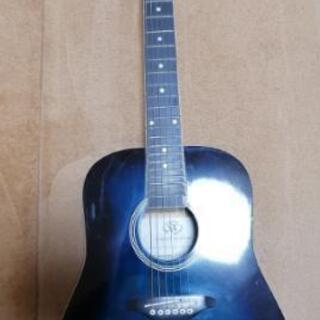 【ネット決済・配送可】小さめサイズのアコースティックギター