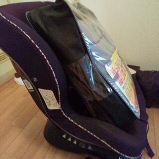 チャイルドシート&自動車のソケットで使う毛布
