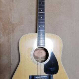 【ネット決済・配送可】ヤマハ アコースティックギター  FG201B